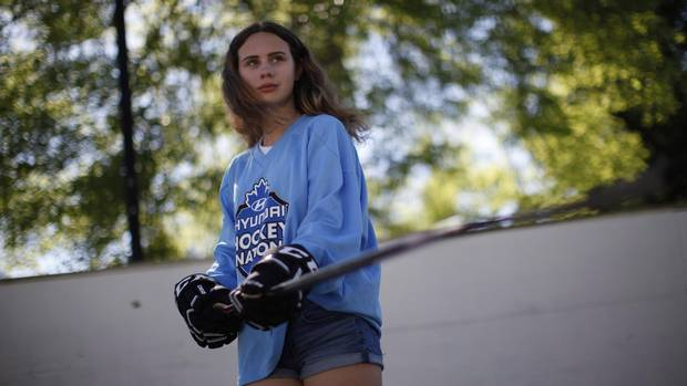 B.C. League's Push To Grow Girls-only Hockey Draws Criticism From Parents