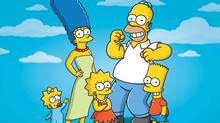 The Simpsons was incredibly subversive and passed on that particular sensibility to a generation of viewers. (AP)