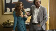 Amy Adams and Christian Bale in American Hustle. (François Duhamel/AP/Columbia Pictures)
