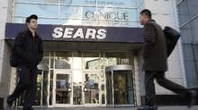 File photo of a Sears store in Toronto. (Frank Gunn/The Canadian Press)