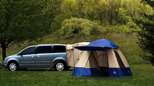 In Pictures A History Of The Once Popular Minivan The