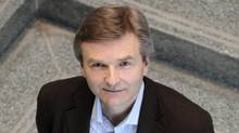 York University provost Patrick J. Monahan (Kevin Van Paassen/THE GLOBE AND MAIL)