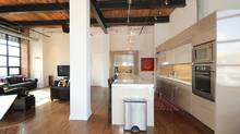 Home of the Week, 43 Hanna Ave., Unit 311, Toy Factory Lofts, Liberty Village, Toronto (Caroline Bokar/Caroline Bokar)
