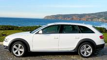 2013 Audi A4 Allroad (Petrina Gentile for The Globe and Mail)