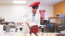 Juliette Brun, owner and operator of Juliette & Chocolat. (Johany Jutras/The Globe and Mail)
