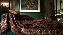 Sigmund Freud's famous couch was not meant for multitasking, but it did encourage contemplation. (KHUE BUI/ASSOCIATED PRESS)
