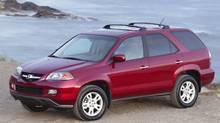 2005 Acura MDX (Honda)