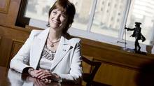 McGill University principal Heather Munroe-Blum. (CHRISTINNE MUSCHI FOR MCGILL UNIVERSITY/CHRISTINNE MUSCHI FOR MCGILL UNIVERSITY)