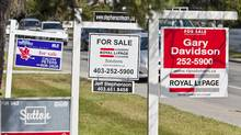 The average real estate commission is 5 per cent in Canada, which meant the average national sale price of $324,928 in August would have landed agents a $16,246 commision. (Chris Bolin/Copyright 2010 Chris Bolin Photography Inc.)