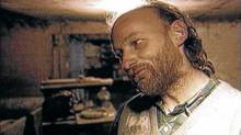 Robert William Pickton, 52, shown here in a picture taken from TV. (Globe files/Globe files)