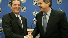 Tim Leiweke former CEO of Los Angeles Kings will be in contact with MLSE over its vacant CEO position (file photo).