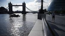 There are a number of jogging and walking tours available in the British capital. (Jae Hong/Associated Press)