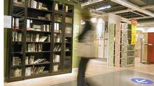 IKEA has perfected the art of repeatability, constantly improving upon its popular Billy bookcase line. (Peter Power/The Globe and Mail/Peter Power/The Globe and Mail)