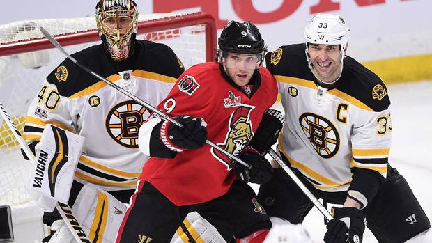 Senators' Bobby Ryan Makes Up For Lacklustre Season With Stellar Playoff