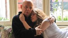 Wallace Shawn and Lisa Joyce in A Master Builder. (Bob Vergara)