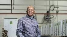 Michael Duck is the founder and CEO of A.C. Dispensing Equipment Inc. (SureShot Solutions) (Darren Calabrese for The Globe and Mail)