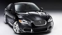 2010 Jaguar XFR Credit: Jaguar