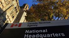 More than 300 workers at the Canada Revenue Agency are receiving notices their jobs could be 'affected' in some way. (Sean Kilpatrick/THE CANADIAN PRESS)