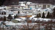 In Kitimat, B.C., the average assessed value for single-family detached homes was $228,000 on July 1 last year, up 26.7 per cent from the previous evaluation on July 1, 2012 (DARRYL DYCK/THE CANADIAN PRESS)