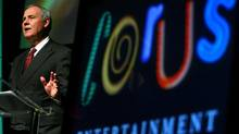 File photo of Corus Entertainment president and CEO John Cassaday. (Jeff McIntosh/The Globe and Mail)
