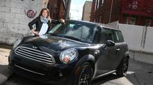 Roseline Filion bought her first Mini in 2007. (Christinne Muschi for The Globe and Mail)