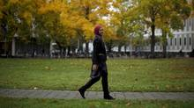Gustavson student Mouhoubo Olhaye (CHAD HIPOLITO/The Globe and Mail)