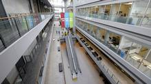 One of the research facilities in Toronto's MaRS Discovery District (Tibor Kolley/The Globe and Mail)