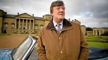 Stephen Fry, who captured a great deal of attention playing Jeeves opposite Hugh Laurie's Wooster, stars in Kingdom. Mark Bourdillon / ITV