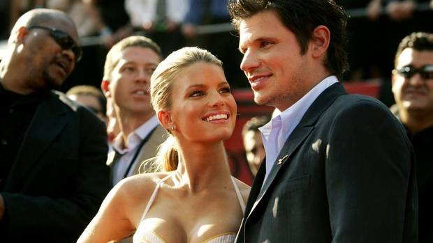 Jessica Simpson and Nick Lachey renewed their vows at the same Texas church where they got married in Oct. 2002. It may have been the only thing this couple ever did without the cameras, but that didn't make it any more effective. Time between vow renewal and split: One year. (Robert Galbraith/Reuters)