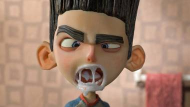 A scene from Paranorman.