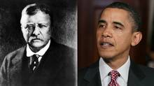 Where was Teddy Roosevelt when we needed him? (Anonymous/AP, Getty Images)