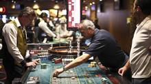 Ontario Lottery and gaming Corporations stock images of casinos and slots. (OLGC/OLGC)