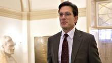 House Majority Leader Eric Cantor (J. Scott Applewhite/AP)
