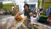 FoodShare's Debbie Field. (Deborah Baic/The Globe and Mail)