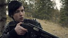 Connor Jessup in a scene from Blackbird.