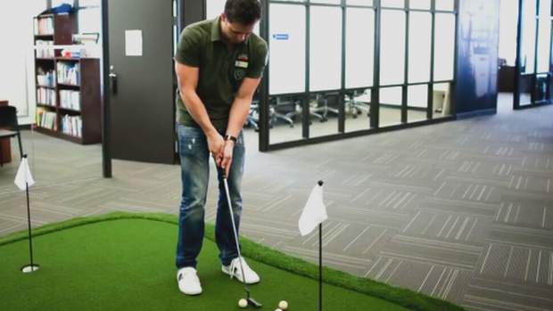 Video: The Amazing Space: This Office Comes With A Putting Green And An  Ocean View   The Globe And Mail