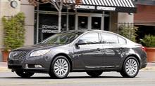2011 Buick Regal (GM/General Motors)