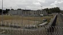 Responsibility for inmates' health is being transferred to B.C.'s Health Ministry from its Public Safety portfolio. Shown is the medium-security Matsqui prison in Abbotsford, B.C. (RICHARD LAM/CP)