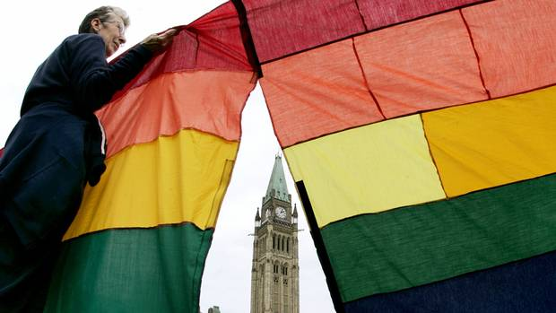 same sex marriage canada poll results in Bolton