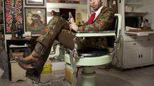 Country singer-songwriter Daniel Romano (Moe Doiron/The Globe and Mail)