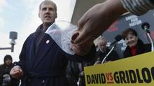 David Soknacki was one of the first to enter what might become a very crowded field of contenders to be Toronto's mayor. (Fred Lum/The Globe and Mail)