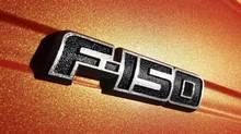 Ford F-150 logo (Ford)