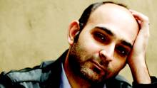Mohsin Hamid's use of 'doors' to travel across the world helps liberate not just his characters in Exit West, they also liberate the writer. (Jillian Edelstein)