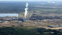 The Canadian Natural Resources Ltd. Horizon oil sands facility near Fort McMurray, Alberta. (LARRY MACDOUGAL/The Canadian Press/The Canadian Press Images)