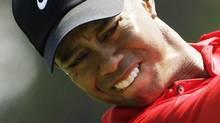 Tiger Woods (Charlie Riedel)