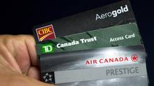 Reward flights are the big attraction from credit cards linked to the Aeroplan and Air Miles customer-loyalty programs, plus the RBC Avion and CIBC Aventura cards. At their best, these cards are an efficient way of converting the spending you do on your card into vacations, but there are pros and cons to each. (Ryan Remiorz/THE CANADIAN PRESS)