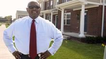 Toronto Community Housing Corp. chief executive officer Eugene Jones. (Clarence Tabb, Jr./The Detroit News)