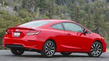 2014 Honda Civic Coupe (Honda)