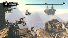 A screenshot from the Excitebike-like Trials Evolution. (Ubisoft)