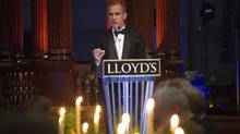 'The more we invest with foresight, the less we will regret in hindsight,' said Bank of England Governor Mark Carney in a speech on climate change in London on Sept. 30. (Simon Dawson/Bloomberg)